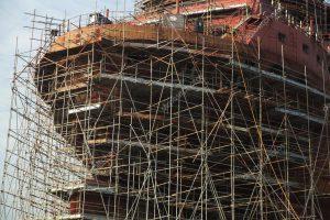 OPPE Otimização da Produção e Planejamento em um Estaleiro de Construção Naval