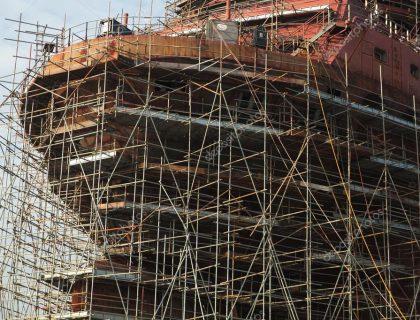 Otimização da Produção e Planejamento em um Estaleiro de Construção Naval (OPPE)