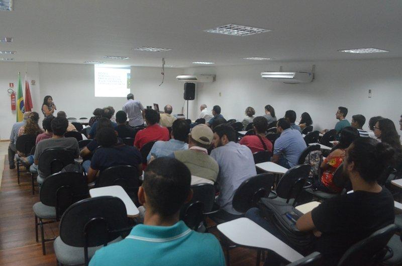 Encontro Presencial dos Cursos de Formação Profissional do PPRH