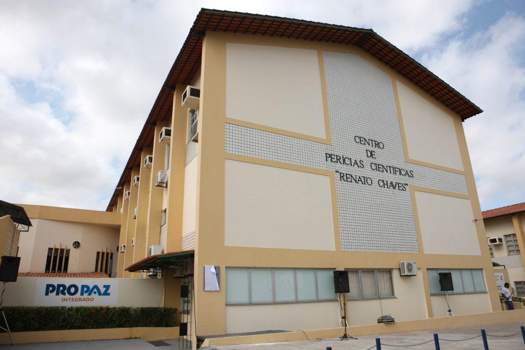 Candidatos classificados para a segunda etapa do concurso para o Centro de Perícias Renato Chaves. Matrícula farão testagem para Covid 19 nos dias 2 e 3.