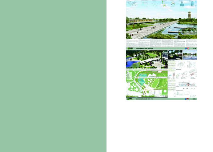 Aberta votação para o projeto de Arquitetura, Urbanismo e Paisagismo do Parque da Cidade, em Belém (PA). O concurso nacional é organizado pela FADESP.