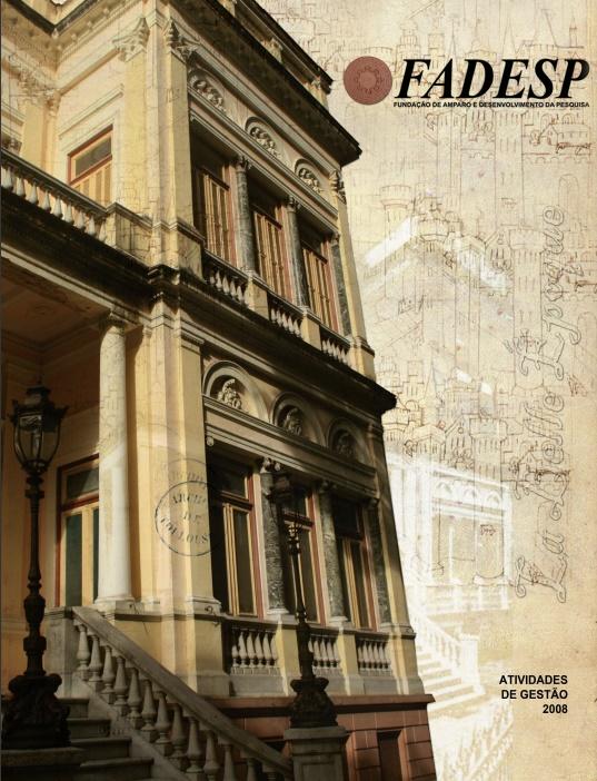Relatório de Gestão - 2008