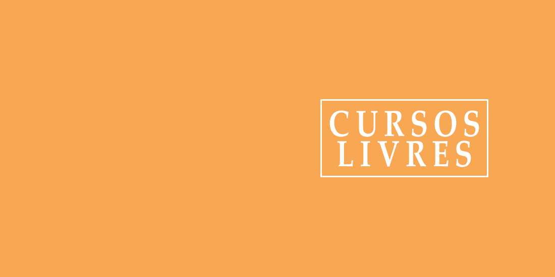 Cursos Livres – Edital de matrícula para o 1º semestre de 2021