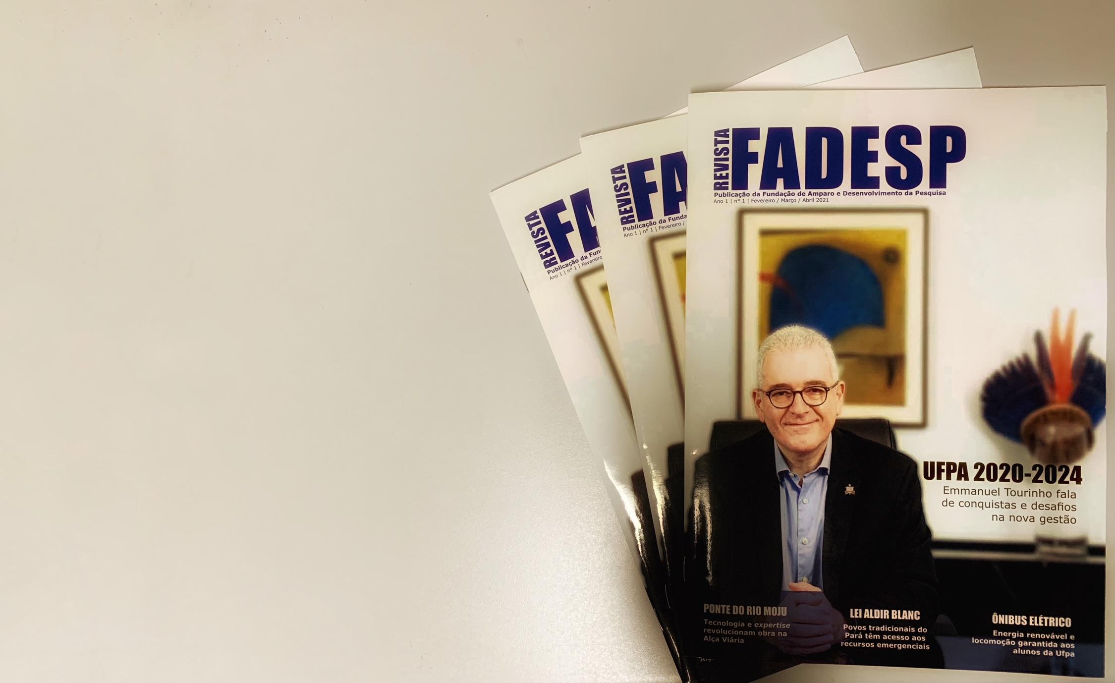Lançamento da Revista Fadesp – publicação trimestral é novo canal de divulgação da Fundação