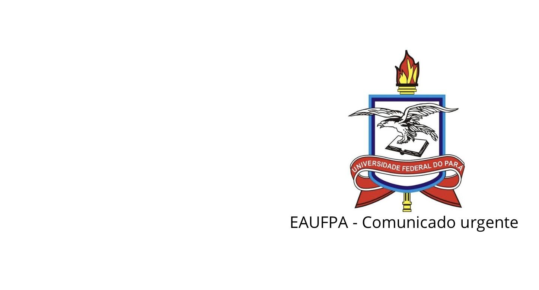 Cronograma de matrícula de novos alunos da Escola de Aplicação da UFPA