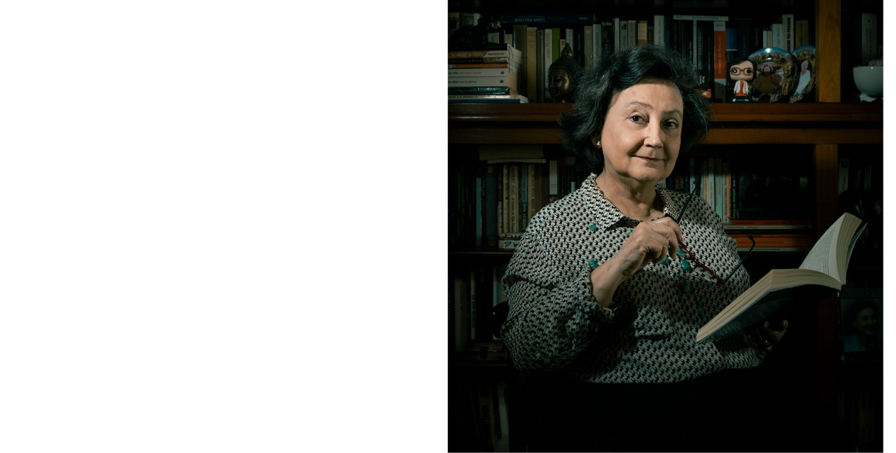 Revista Fadesp entrevista Margareth Dalcolmo