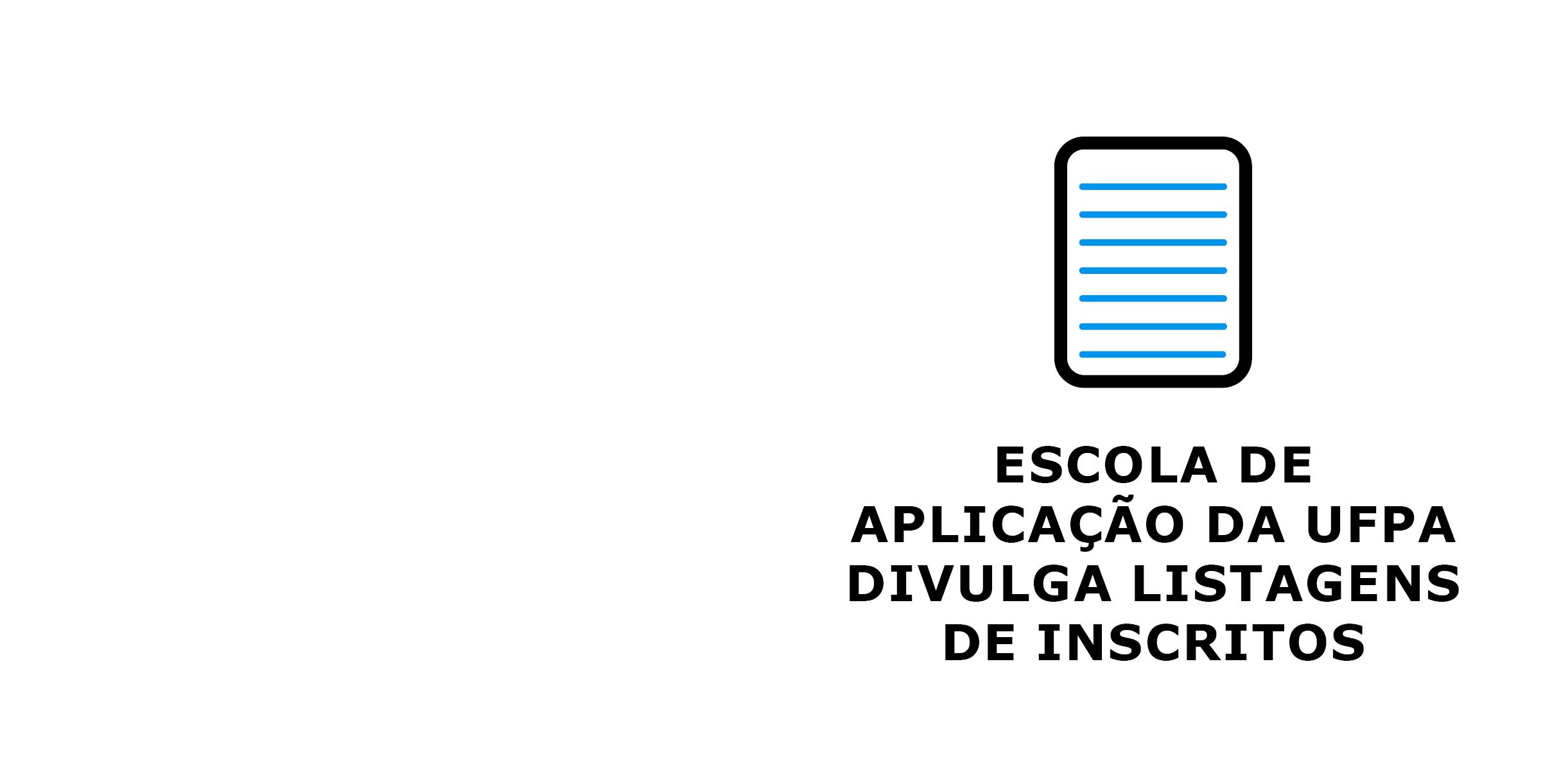 EAUFPA: confira a validação dos inscritos