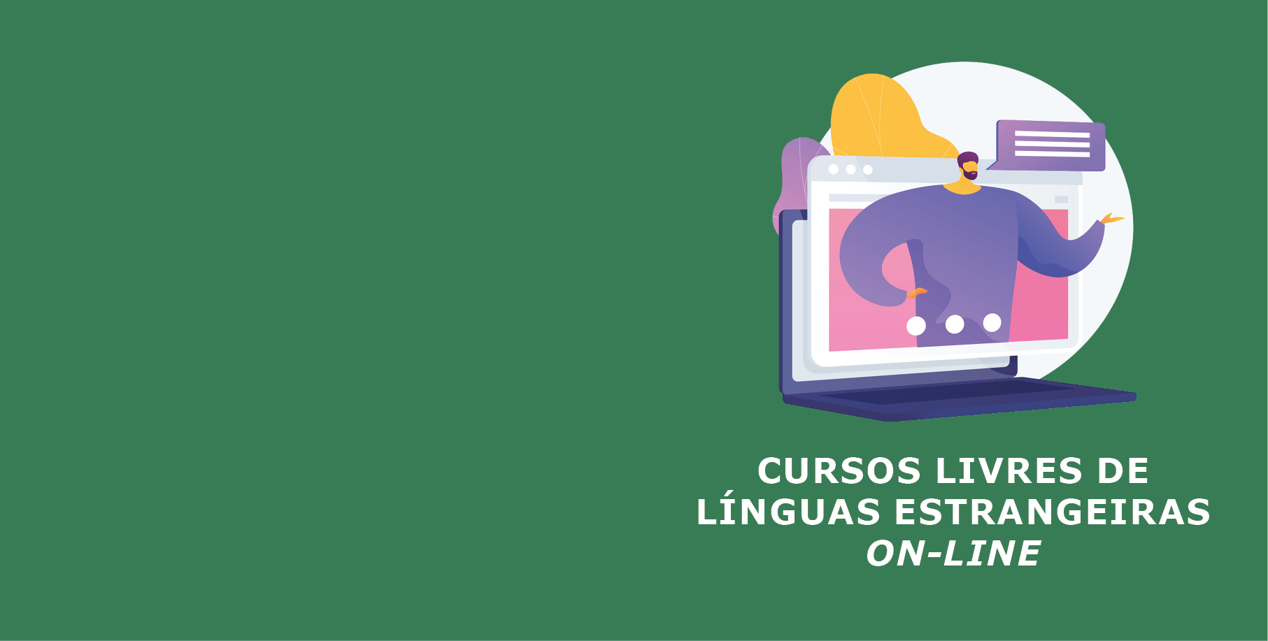 Read more about the article Edital Cursos livres 2/2021