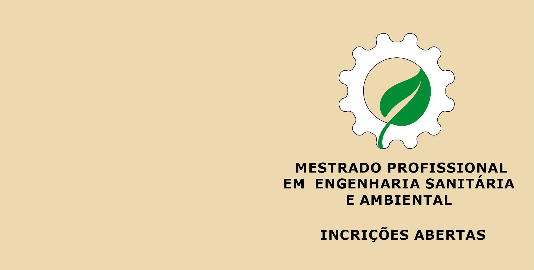 Read more about the article Curso de Mestrado Profissional em Engenharia Sanitária e Ambiental (PPGESA)
