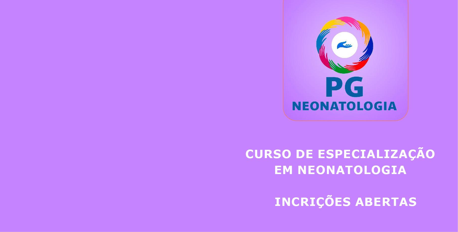 Read more about the article Especialização em Neonatologia – 2021